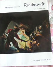 Уникальная книга о творчестве Рембранта
